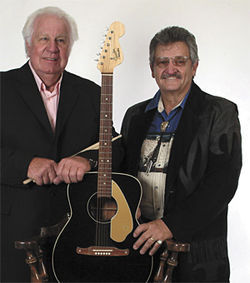 W.S. Holland and Bob Wootton carry on the Cash legacy.