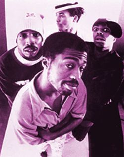 The Pharcyde: Not ready to be entombed just yet.