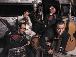 The Phenomenauts: They've got their props.