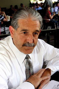 Former Sheriff's Office candidate Dan Saban was subjected to constitutional infringements by Arpaio and his deputies.