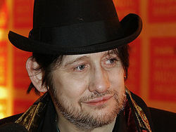 Shane MacGowan of The Pogues