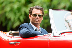 Night of the Hunter: Johnny Depp stars in The Rum Diary.