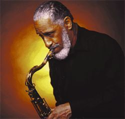 Jazz legend Sonny Rollins gets his props and goes D.I.Y.
