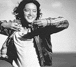 Keisha Castle-Hughes got high marks for her portrayal of a Maori girl in Whale Rider.
