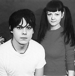 White Stripes: At the forefront of Detroit's underground  scene.
