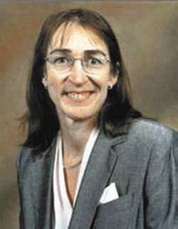 Former Clemson professor Judy Wood, a.k.a. the &quot;Keebler Elf Lady,&quot; argues that a Star Wars beam weapon took out the Twin Towers.