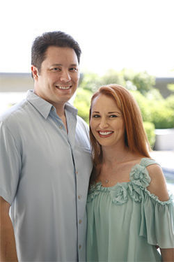 Joe and Allison DuBois