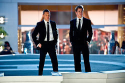 Tom Hardy and Chris Pine star in This Means War.