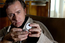 Recharged: Tim Roth stars as a man whose run-in with lightning gives him new life in Youth Without Youth.