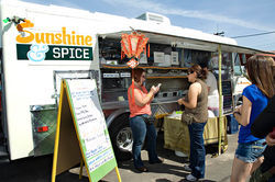 Expect more food trucks to roll into the Valley in 2012.