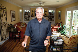 Retired FBI special agent Max Noel was angered by arguments defending the Weather Underground during the 2008 election