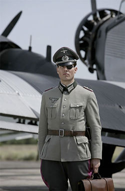 Nazi popcorn: Tom Cruise stars in what amounts to nothing more than a dressed-up action flick in Valkyrie.