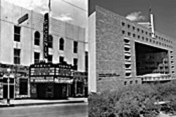 From movie house to courthouse: Phoenix: Then and Now.