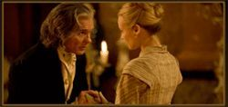 Music man: Ed Harris (left, with Diane Kruger) stars in the title role in Copying Beethoven.