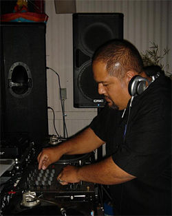 House music soul-dier Pete &quot;Supermix&quot; Salaz spins this Friday at Tribes.