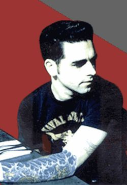 Dashboard Confessional's Chris Carraba: An  indie-rock phenomenon conceived in an elementary school office.