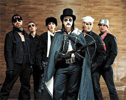 Oslo Boner: Norway?s Turbonegro loves to be loathed.
