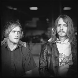 Rough &#039;n&#039; tumble: Two Gallants open a vein for their Saddle Creek debut.