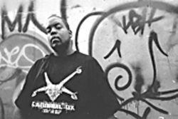 Vast importance: Former Cannibal Ox MC Vast Aire 