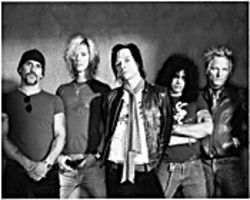 Velvet Revolver: Hard-rock icons get a second shot at  success.