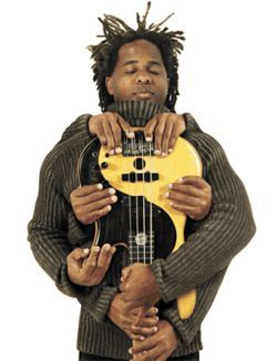 Bass -- how low can you go? Victor Wooten is the master of his domain.