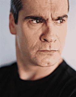 Big 10 inch: Henry Rollins goes to great lengths for rare records.
