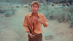 Gary Bond in Wake in Fright