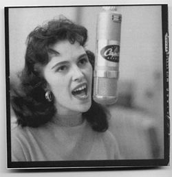 Wanda Jackson: A woman who needs an induction.