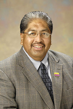 Tohono O'odham Chairman Ned Norris is pushing ahead defiantly with casino plans.