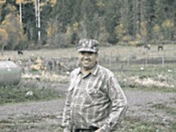 Colorado City employee Elmer Johnson worked on an FLDS project in Canada on city time.