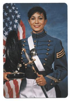 Major Ann Marie Tate
