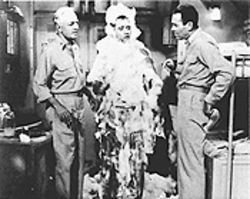 Soap opera: Jack Lemmon (center) in Mr.  Roberts.