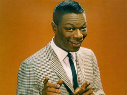 "Nat King Cole: Try to forget his ""Unforgettable."""