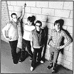 Weezer: In retreat from the implications of Pinkerton.