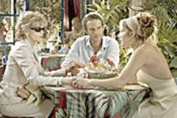 Three&#039;s a crowd: Jane Fonda, Michael Vartan and Jennifer Lopez can&#039;t save the dreadful Monster-in-Law.