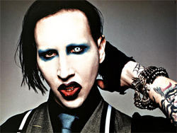 Could Marilyn Manson make a love connection with Ann Coulter?
