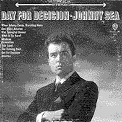 Johnny Sea: Will you accept his challenge to sing &quot;America the Beautiful&quot; at a party?