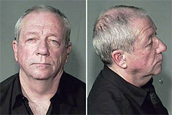 Michael Lacey's Sheriff's Office booking photos.