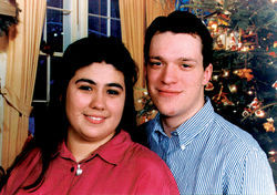 Sean and Colleen Drenth were high school sweethearts who got married in 1997.
