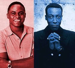 Wayne Brady (left) and Arsenio Hall