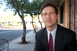Neighbors think then-Councilman Greg Stanton could have done more to squash Scientology's presence on their street.