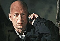 Negotiate this: Bruce Willis is caught in a no-win situation in Hostage.