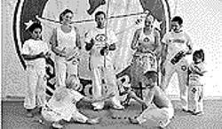 Axé Capoeira Arizona teaches students the Brazilain art form.