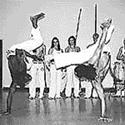 A combination of dance and martial arts make up Capoeira.