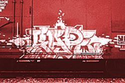 A bit of Kaper's freight-train artistry