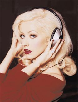 Christina Aguilera