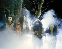Yeasayer: A comparable collective.