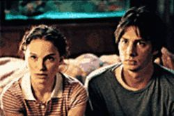 Home is where the heart is: Natalie Portman and Zach Braff play lovers who change each other's lives in Garden State.