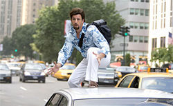 Off the shelf: The oft-delayed You Don't Mess with the Zohan indicates we can again poke fun at the Middle East.