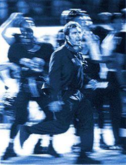 Pigskin flick: Al Pacino in Any Given Sunday.
